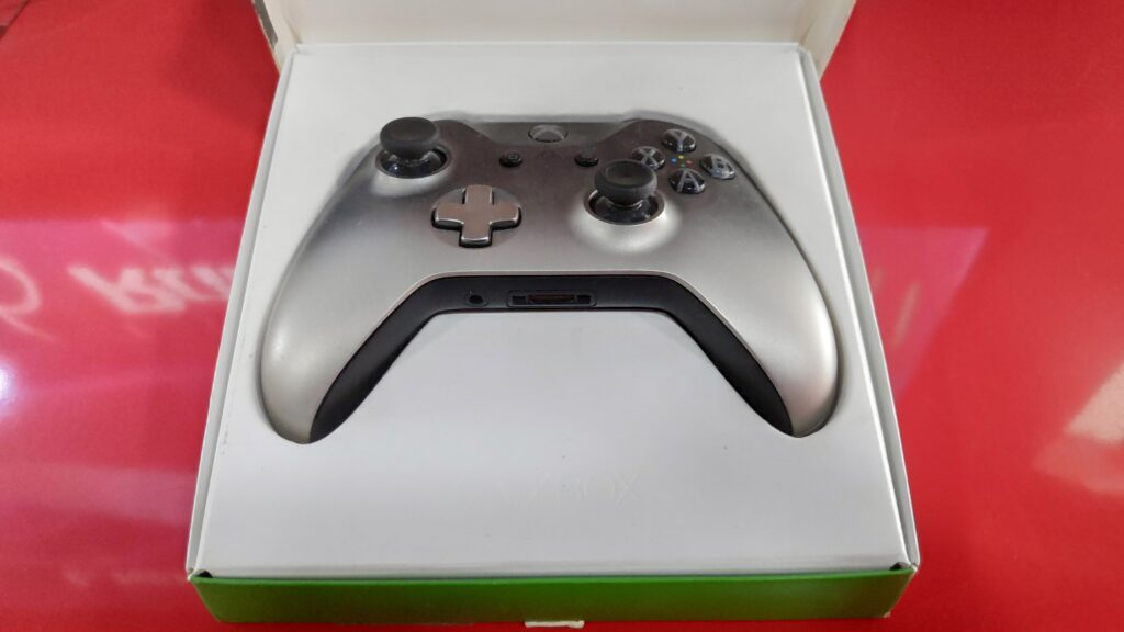 xbox gamepad for pc unboxing 2