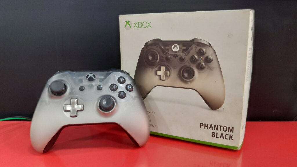 xbox gamepad for pc show