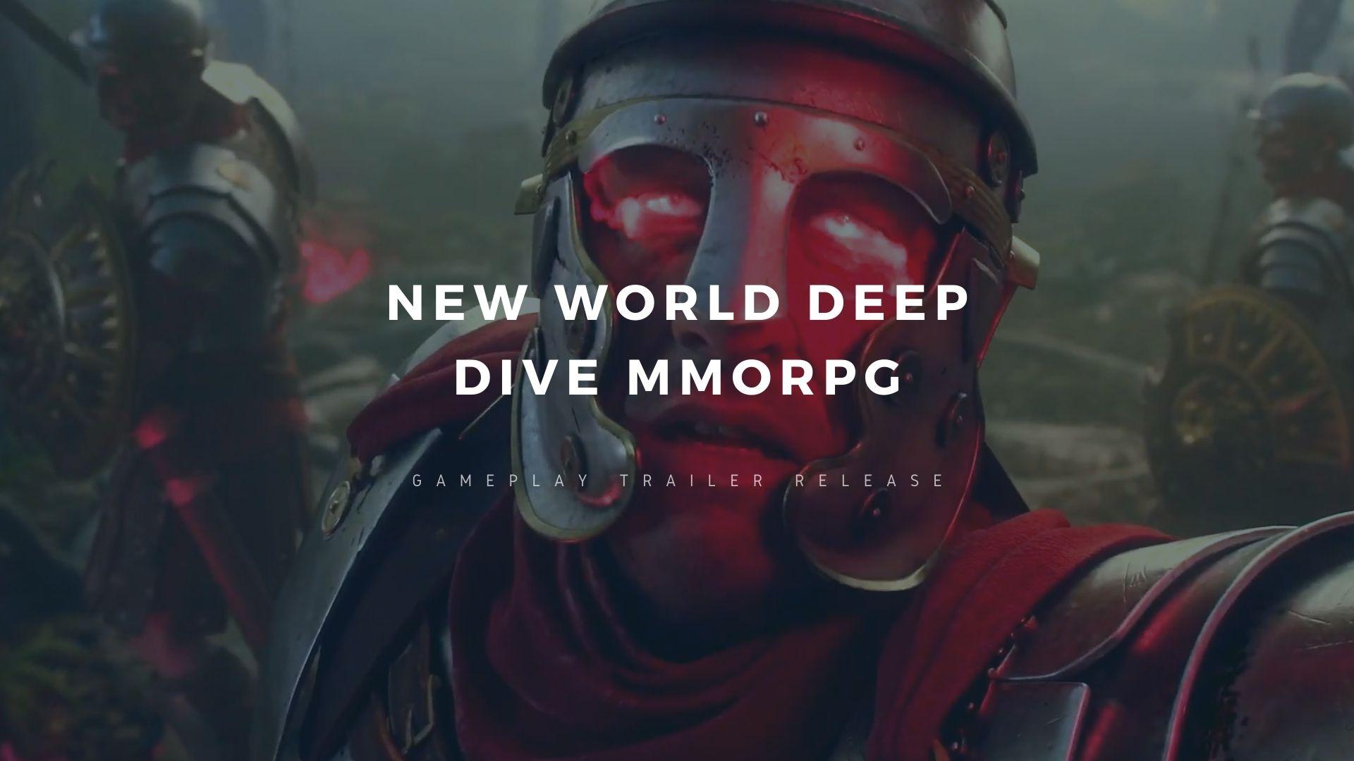 Summer Game Fest 2021: New World Deep Dive