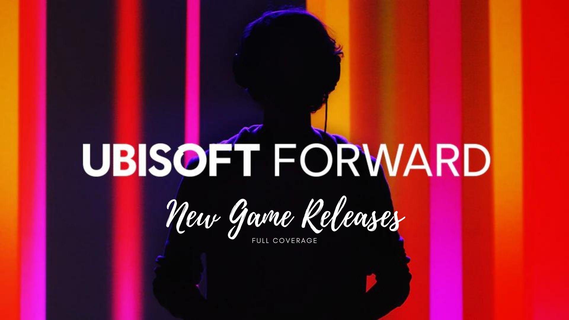 Ubisoft Forward 2021 Techuda