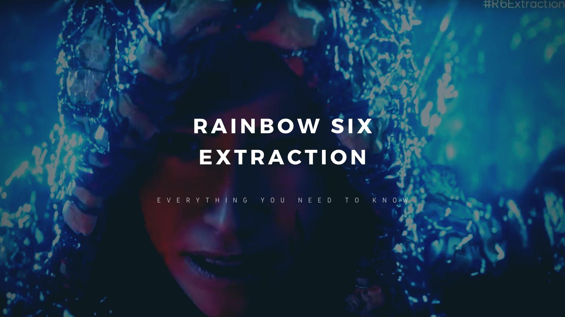Ubisoft Forward showcases Rainbow Six Extraction at E3 2021
