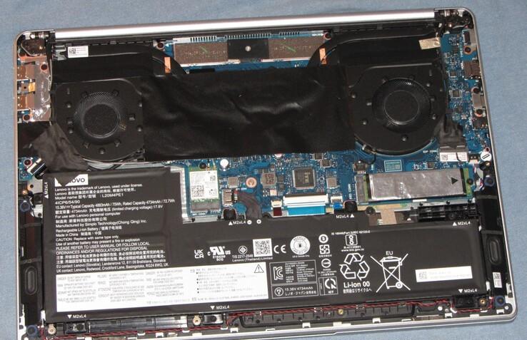 Lenovo Ideapad 5 Pro 16 internal
