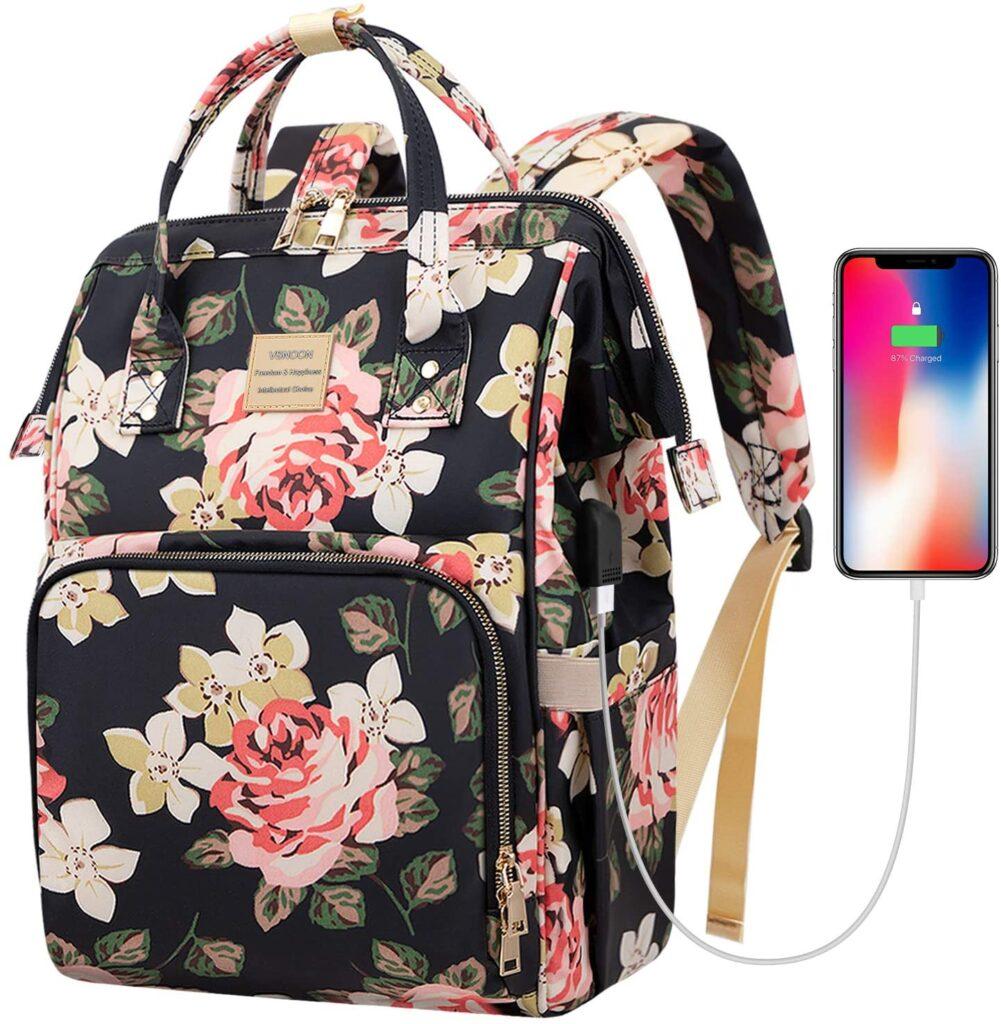 laptop backpacks for women