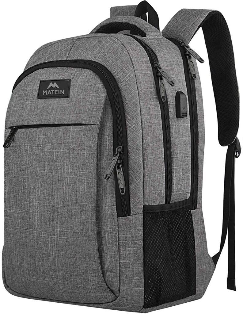 slim travel laptop backpacks