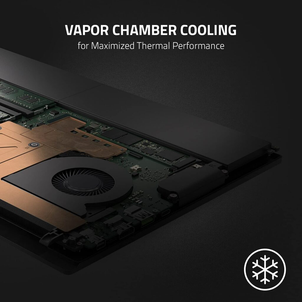 laptops with backlit keyboards razer thermal cooling