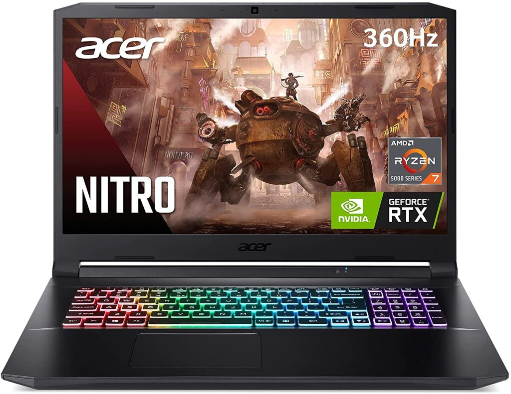 acer 300hz gaming laptop