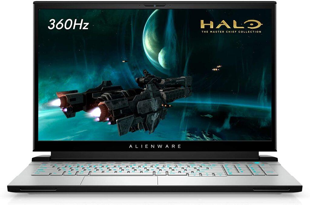 alienware 300hz gaming laptop
