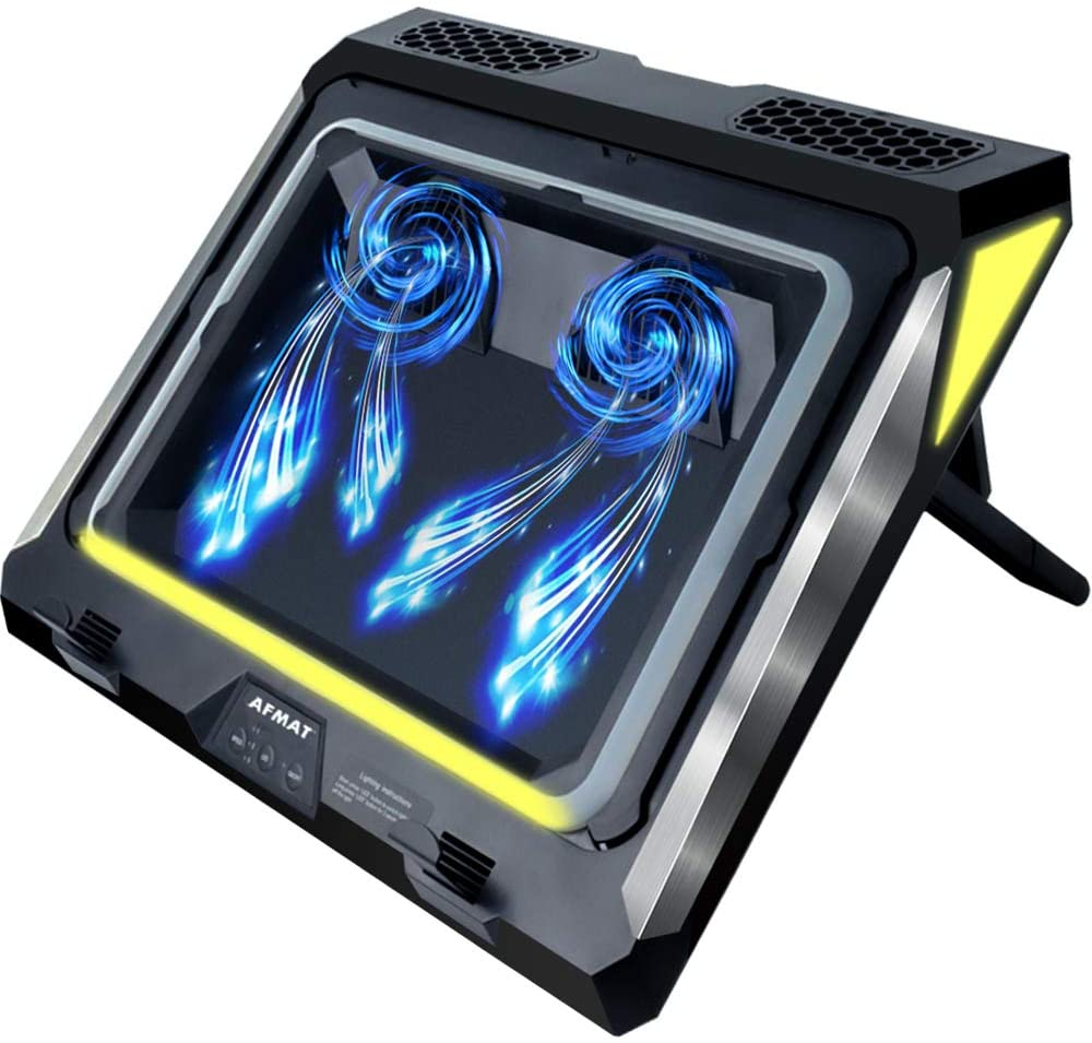AFMAT Gaming Laptop Accessories Blower Style Cooler