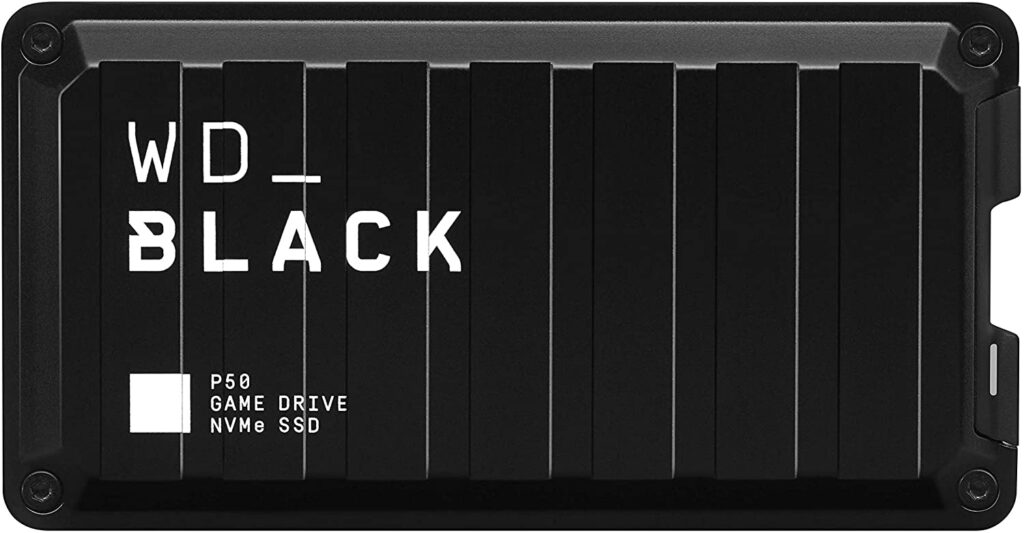 Gaming Laptop Accessories WD Black SSD