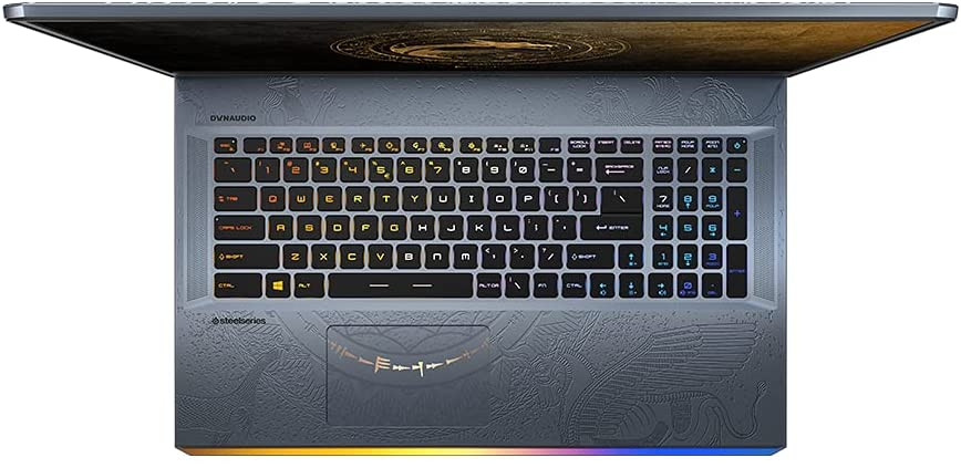 msi ge76 raider laptops with backlit keyboards