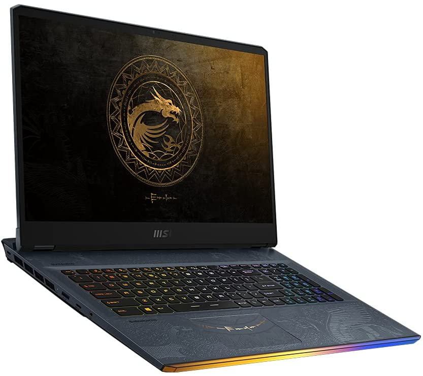 ge76 tiamat edition laptops with backlit keyboards