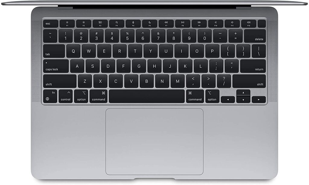 laptops with backlit keyboards Apple macbook air