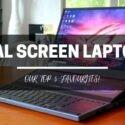 dual screen laptops